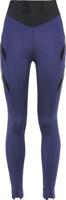 Koral Two-tone Coated Stretch Leggings
