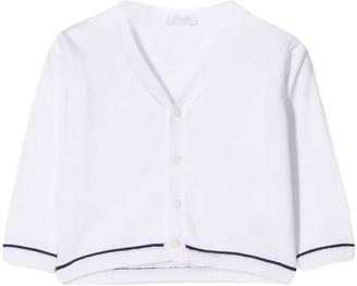 Il Gufo White Sweater