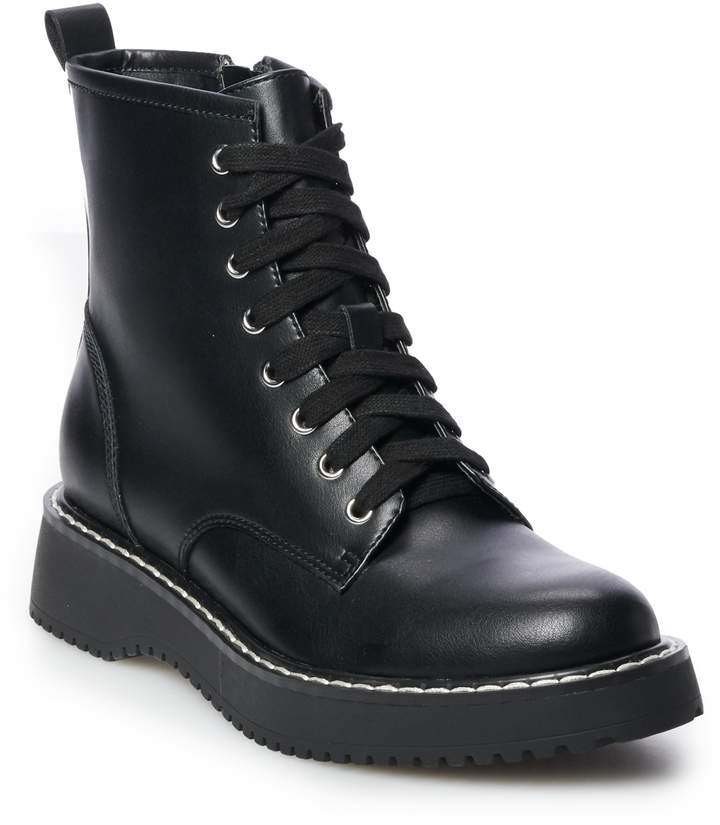 1e6f2aaac78 Nyc NYC Keen Women's Combat Boots