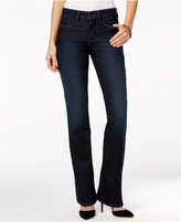 NYDJ Barbara Tummy Control Embroidered Bootcut Jeans