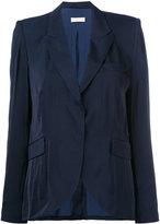Wunderkind silky lightweight blazer - women - Polyester - 36