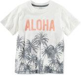 Carter's Aloha-Print Cotton T-Shirt, Toddler Boys (2T-4T)