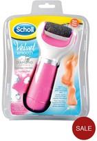 Scholl Velvet Pink Pedi Extra Coarse