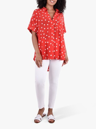 Live Unlimited Curve Spot Printed Shirt