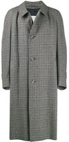 A.N.G.E.L.O. Vintage Cult 1990's check overcoat