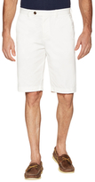 Brooks Brothers Dyed Button Flat Front Shorts