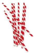 Kikkerland Design Stripe Paper Straws