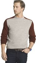 Arrow Men's Classic-Fit Colorblock Fleece Sweater