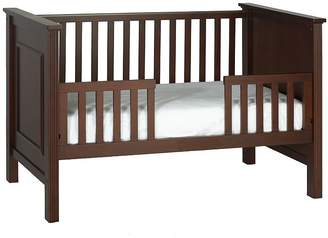 Pottery Barn Kids Fillmore Toddler Bed Conversion Kit, Sun Valley Espresso