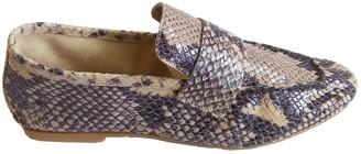 Angelika Jozefczyk Snake Slippers
