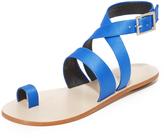 Tibi Hallie Satin Sandals