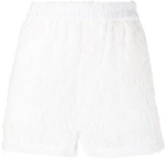 Roseanna Plumette Clash pull-on shorts
