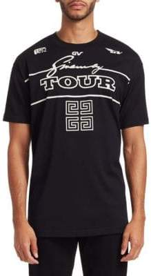 Givenchy Tour 4G Logo T-Shirt