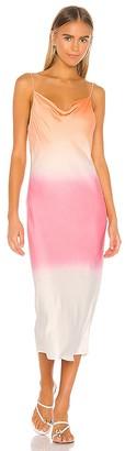 Young Fabulous & Broke Young, Fabulous & Broke Evie Bias Cut Midi Dress