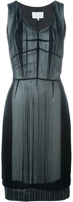 Maison Margiela Layered Fringe Dress