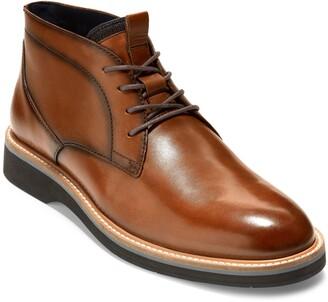Cole Haan Osborn Plain Toe Chukka Boot