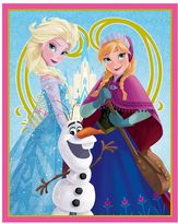 Disney Frozen Elsa, Anna & Olaf Canvas Wall Art