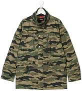 Diesel camouflage coat