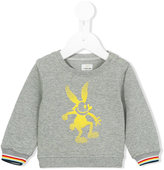 No Added Sugar Over the Top sweatshirt - kids - Cotton/Spandex/Elastane - 3 mth