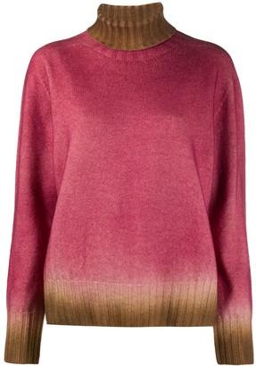 Altea Cisne tie-dye jumper
