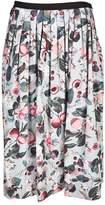 Antonio Marras Long Printed Skirt