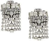 Rada' Radà embellished stud drop earrings