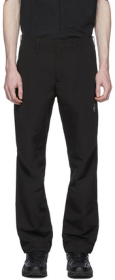 A-Cold-Wall* Black Ripstop Tailored Trousers