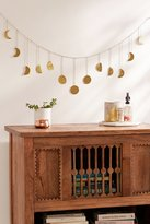Urban Outfitters Hammered Metal Moon Cycle Banner