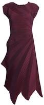 Issey Miyake Starlight Textured Midi Dress