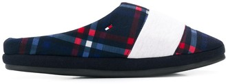 Tommy Hilfiger Colour-Blocked Slippers