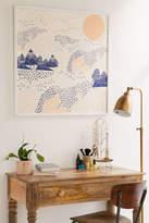 Urban Outfitters Leah Duncan Mountain Blossom Art Print