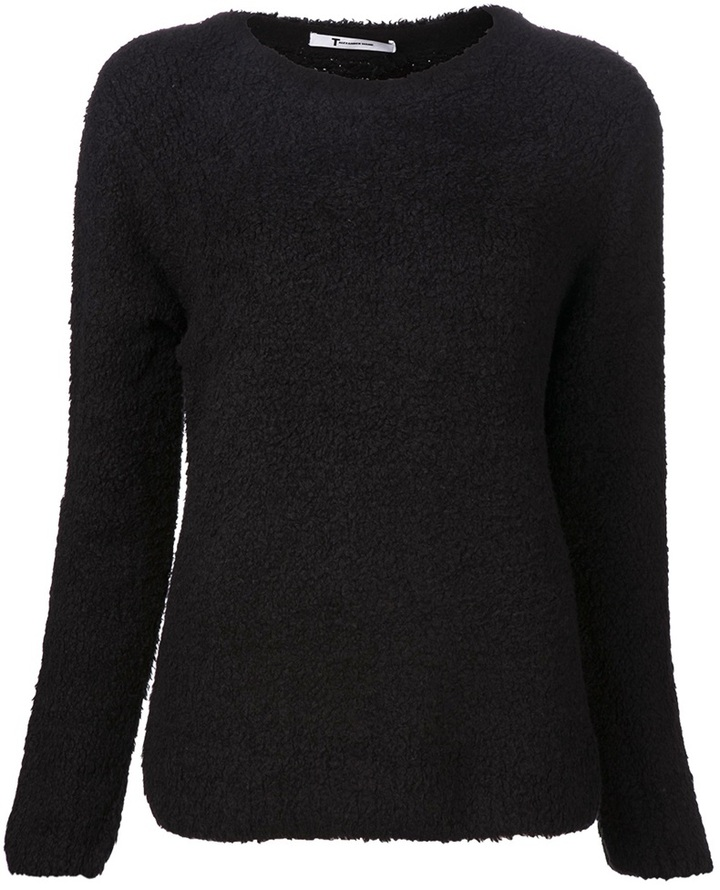 Alexander Wang crew neck pullover sweater