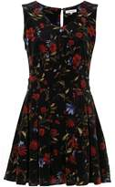 GUILD PRIME floral mini dress