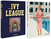 Assouline A Privileged Life & Ivy League Set