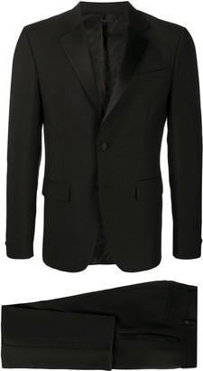 Givenchy Satin Lapel Tuxedo Suit