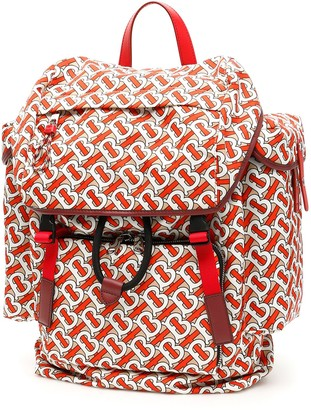 Burberry Monogram Medium Backpack