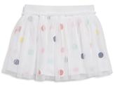 Splendid Girls' Polka-Dot Tutu Skirt with Shorts - Little Kid