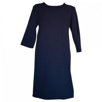 5Preview 5 Preview Blue Cotton Dress for Women