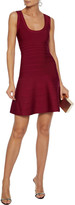 Thumbnail for your product : Herve Leger Fluted Bandage Mini Dress