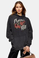 Topshop Cypress Hill Hoodie by And Finally