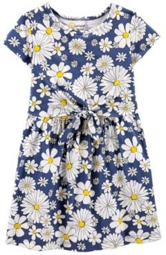 Carter's Toddler Girls Daisy Jersey Dress