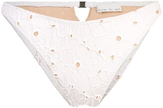Fleur Du Mal Tanga bikini bottom