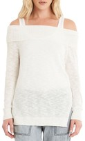 Michael Stars Women's Off The Shoulder Sweater