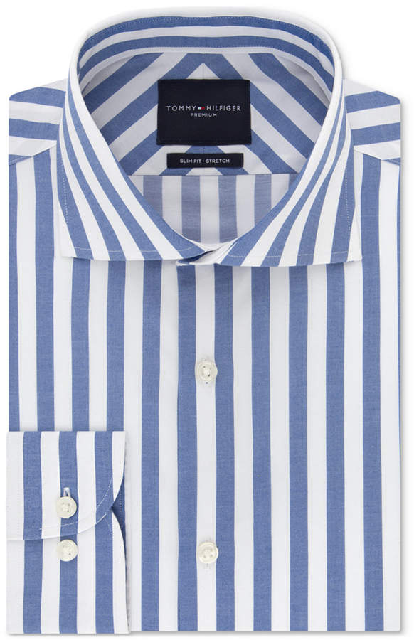 f7cc25d2b Tommy Hilfiger Men's Dress Shirts - ShopStyle