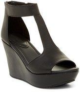 Kenneth Cole Reaction Sole Kick Wedge Sandal