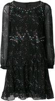 Frankie Morello space print dress