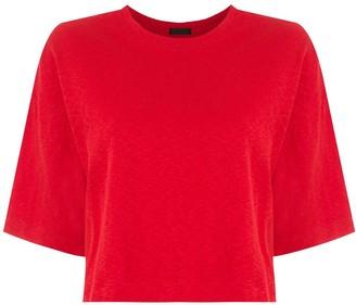OSKLEN Rusty cropped blouse