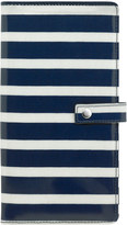 Cath Kidston Breton Stripe Travel Wallet with Detachable Purse