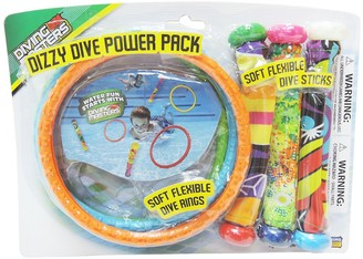 Prime Time Toys Dizzy Dive 6-Piece Power Pack