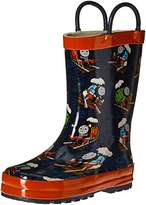 Nickelodeon Western Chief Kids Waterproof Character Rain Boots with Easy on Handles